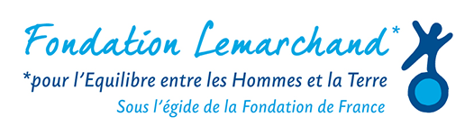 Logo Fondation Lemarchand court